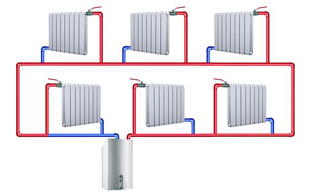 Какую систему для отопления выбрать: однотрубную или двухтрубную