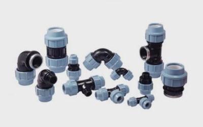 Фитинги для соединения водопроводных труб