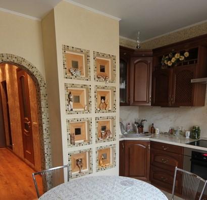 Вентиляционный короб для вытяжки на кухне