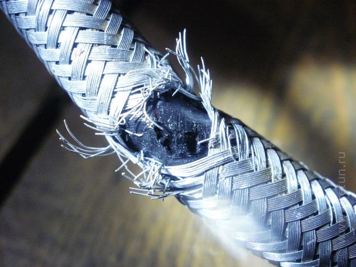 Газовый шланг металлический сильфонного типа
