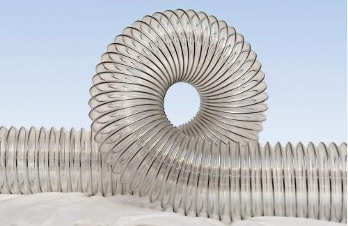Полиуретановые трубы для вентиляции