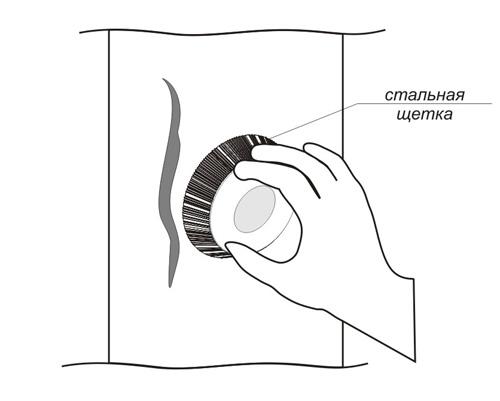 Ремонт канализационной чугунной трубы