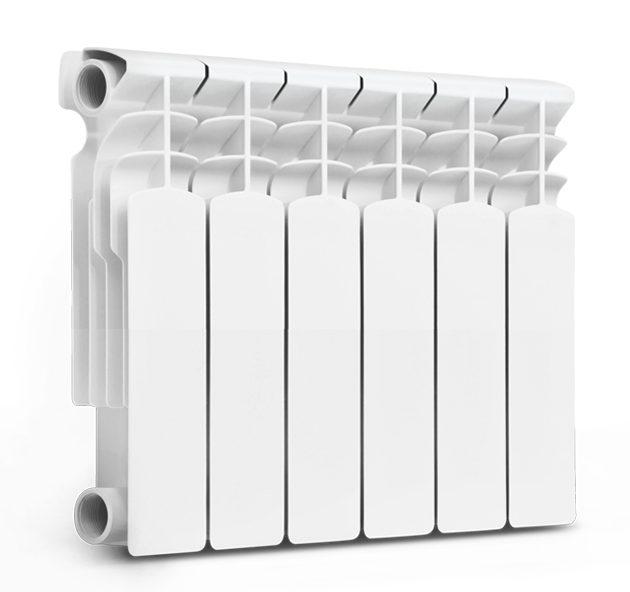 Биметаллический радиатор для отопления
