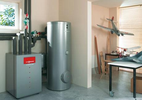 Как правильно установить дымоход на газовый котел