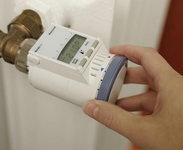 термостатический клапан для радиатора отопления принцип работы