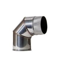 Одностенная стальная труба для дымохода