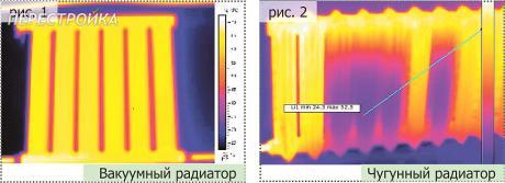 Особенность вакуумного радиатора