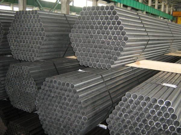 Труба стальная водогазопроводная (ВГП)
