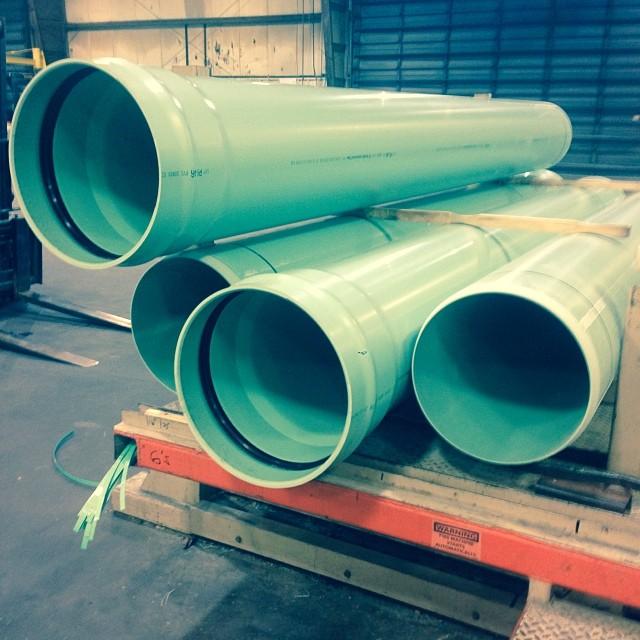 Почему канализационные трубы разного цвета
