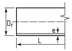 Характеристики ПЭ труб
