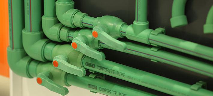 Полипропиленовая канализационная труба