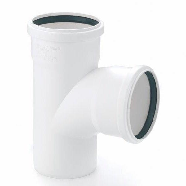 Виды переходников для канализационных труб