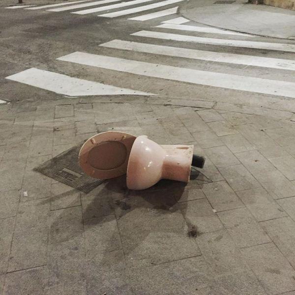 Подсоединение унитаза к канализационной трубе