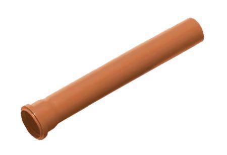 Канализационные ПВХ трубы 110 мм
