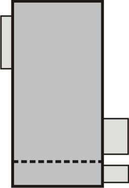 Схема самодельной топки из трубы