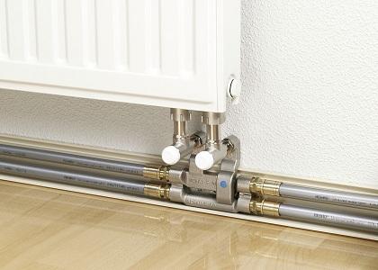 Металлические трубы для отопления квартиры