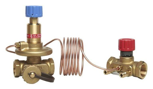 Производители балансировочных клапанов для системы отопления