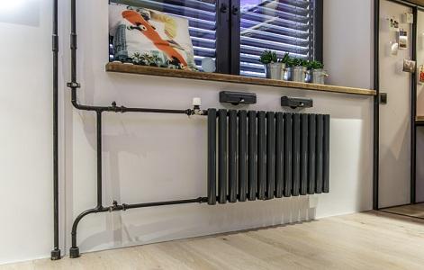 Трубы из черного металла для отопления квартиры