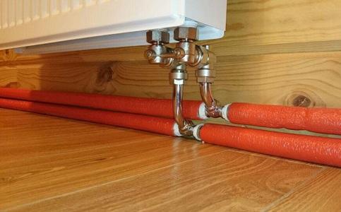 Трубы из сшитого полиэтилена для отопления квартиры