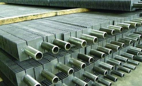 Алюминиевые оребренные трубы