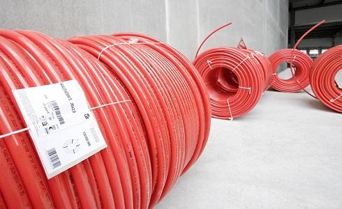 Трубы PEX для системы отопления