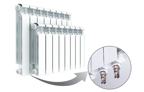 Выбор радиаторов для системы отопления