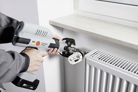 Замена труб отопления в квартире